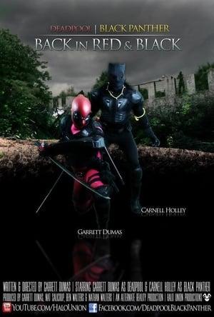 Image Deadpool & Black Panther: Back in Red & Black