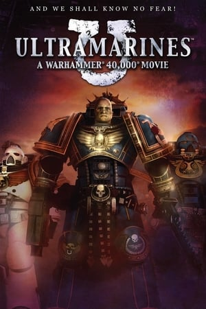 Ultramarines: A Warhammer 40,000 Movie-Terence Stamp