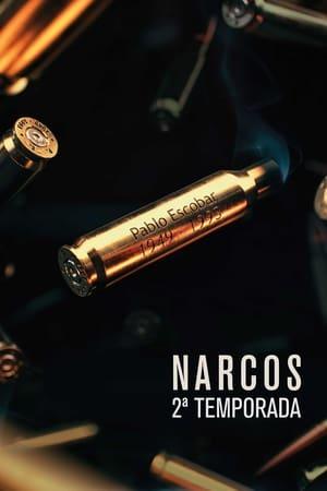 Narcos 2ª Temporada Torrent, Download, movie, filme, poster