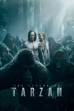 Image The Legend of Tarzan
