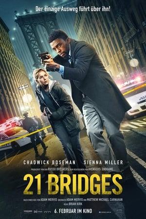 poster 21 Bridges