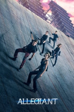 Allegiant (2016) is one of the best movies like Serenity (2005)
