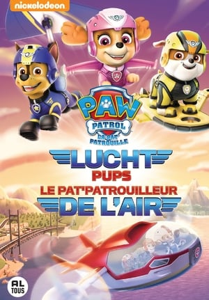 Image Paw Patrol - Lucht Pups