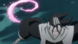 Byakuya, Disappearing With The Cherry Blossoms
