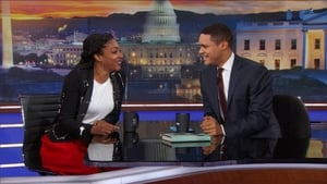 The Daily Show with Trevor Noah - Tiffany Haddish
