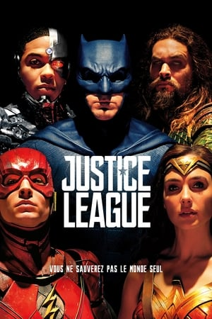 Justice League film posters