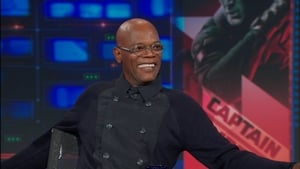 The Daily Show with Trevor Noah Season 19 :Episode 85  Samuel L. Jackson