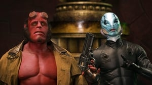 Hellboy II: The Golden Army Movie
