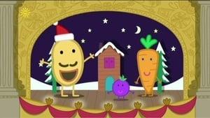 El espectáculo navideño del Sr. Potato