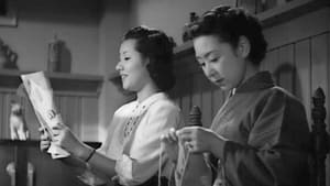 Japanese movie from 1950: The Munekata Sisters