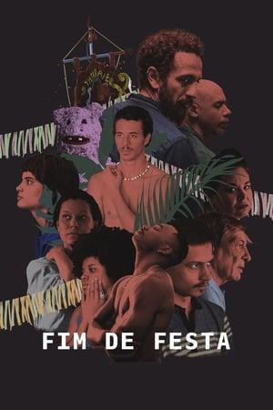 Fim de Festa Torrent, Download, movie, filme, poster