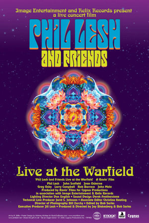 Phil Lesh and Friends: Live at the Warfield (2006)