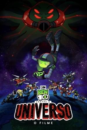 Ben 10 Contra o Universo: O Filme - Poster