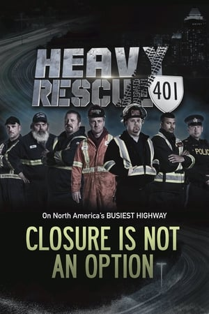 Heavy Rescue: 401 – Season 5
