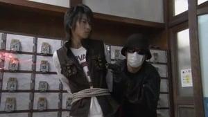 Kamen Rider Season 17 :Episode 15  Bath Jack Panic
