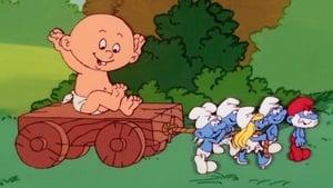 The Smurfs Season 2 :Episode 37  The Enchanted Baby