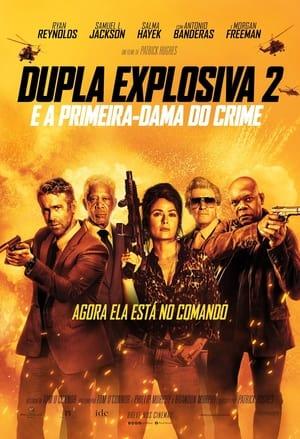 Dupla Explosiva 2 - E a Primeira-Dama do Crime - Poster