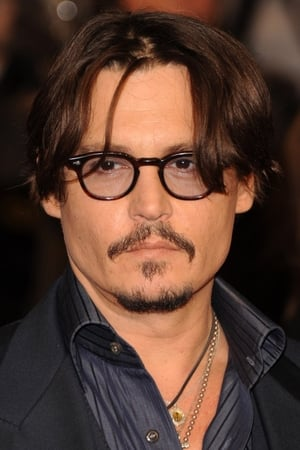 Johnny Depp isDr. Will Caster