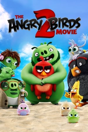 Poster The Angry Birds Movie 2 (2019)