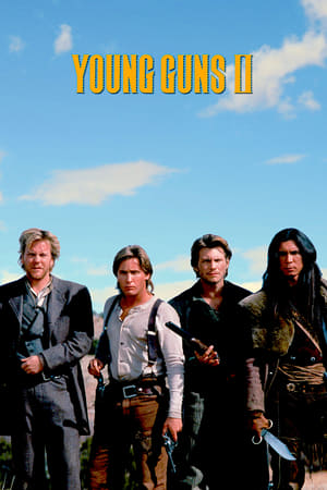 Young Guns II (1990) is one of the best movies like C'era Una Volta Il West (1968)