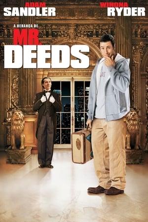 A Herança de Mr. Deeds Torrent, Download, movie, filme, poster