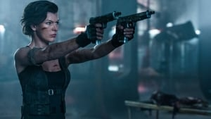 Resident Evil The Final Chapter ผีชีวะ 6 อวสานผีชีวะ