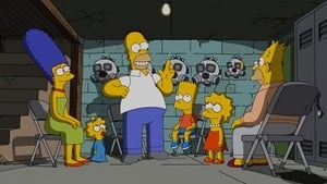 Episodio TV Online Los Simpson HD Temporada 23 E14 At Long Last Leave