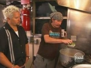 Diners, Drive-Ins and Dives: 5×3