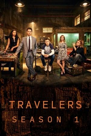 Travelers 1ª Temporada (2016) Torrent – WEB-DL 720p Dublado – Dual Áudio Download
