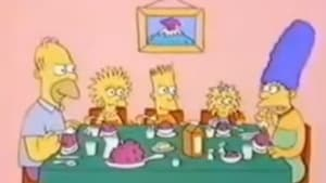 The Simpsons Season 0 :Episode 7  Dinner Time