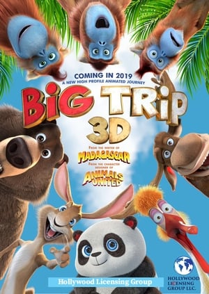 The Big Trip (2019) Subtitle Indonesia