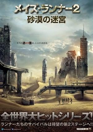 poster Maze Runner: The Scorch Trials