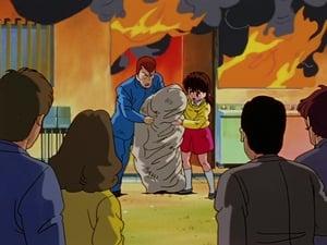 HD series online Yu Yu Hakusho Season 1 Episode 4 Hot Flames! Ties of the Beloved