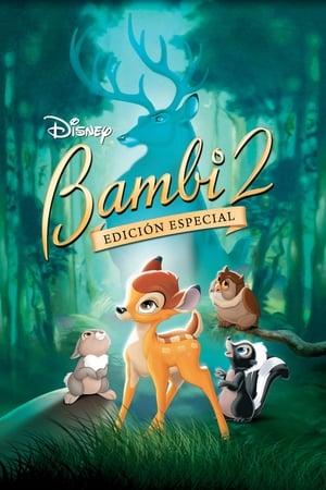 Ver Bambi 2 (2006) Online