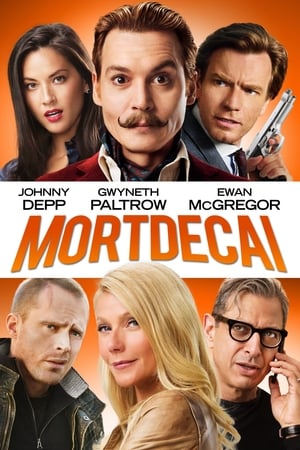 Mortdecai (2015) is one of the best movies like Kindergarten Cop (1990)