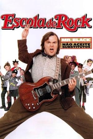Escola de Rock Torrent, Download, movie, filme, poster