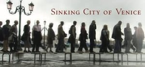 Sinking City of Venice