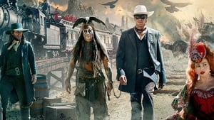 The Lone Ranger (2013) Dual Audio [Hindi + English] | x264 Bluray | 1080p | 720p