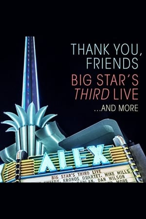 Thank You, Friends: Big Star's Third Live… and More (2017)