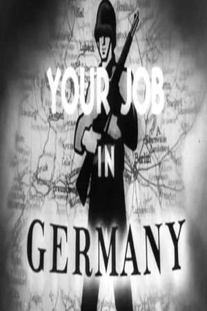 Poster Your Job in Germany (1945)