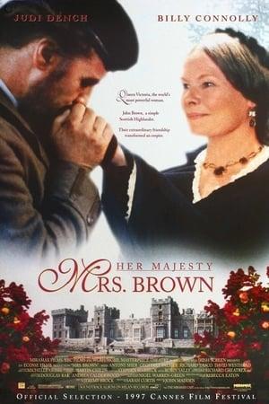 Su Majestad Mrs. Brown