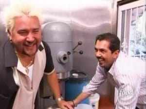 Diners, Drive-Ins and Dives: 3×1