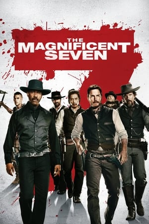 The Magnificent Seven (2016) is one of the best movies like Hanna (2011)