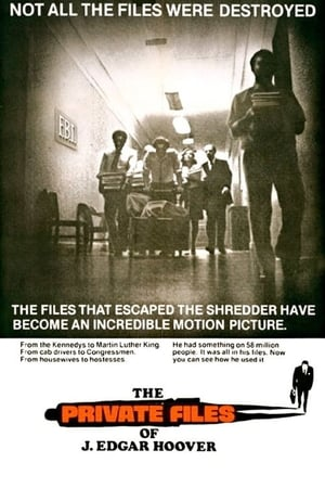 The Private Files of J. Edgar Hoover poster