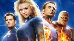 poster Fantastic Four: Rise of the Silver Surfer