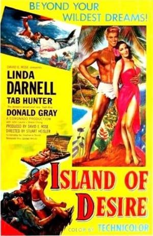 Capa do filme Ilha do Deserto