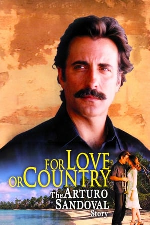For Love or Country: The Arturo Sandoval Story-Andy García