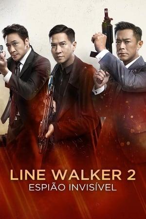 Line Walker 2: Espião Invisível - Poster