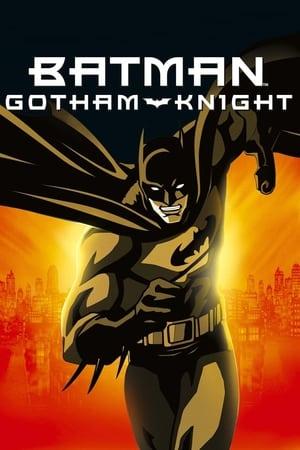 Poster Batman: Gotham Knight (2008)