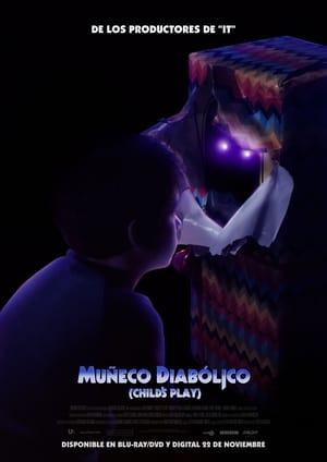poster Muñeco diabólico (Child's play)